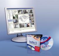 Monitor und Software