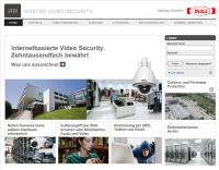 Temporärer Objektschutz mit 2 Klick´s online